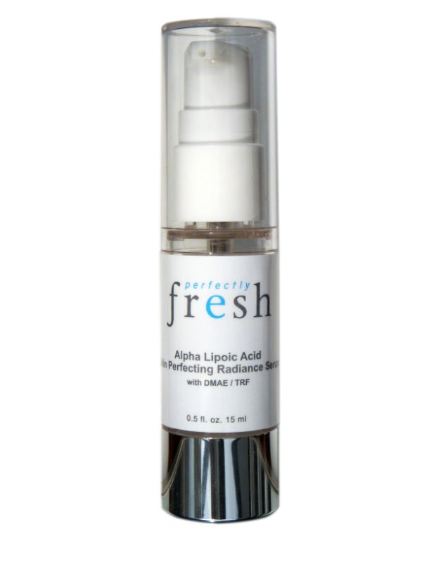 Alpha Lipoic Acid Skin Perfecting Radiance Serum w/ DMAE/TRF/Glycolic Acid/Vitamin C