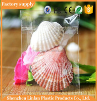 BOPP Plastic Type and gift,stationery etc Industrial Use jewelry glass opp bag