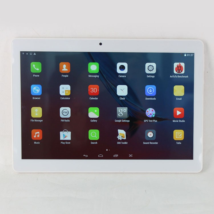 cheap android tablet 10.1 inch ips 1920*1200 wifi gold silver black in stock