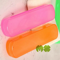 Travel Promotional Plastic toothbrush case,Direct factory cheap toothbrush case,Travel Plastic toothbrush case