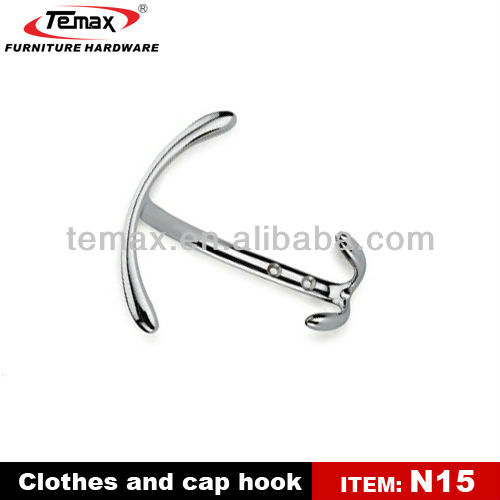 Temax supplier double lock hooks