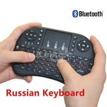 Russian android wireless game controller pc wireless bluetooth controller gamepad for ps4 keyboard with touchpad