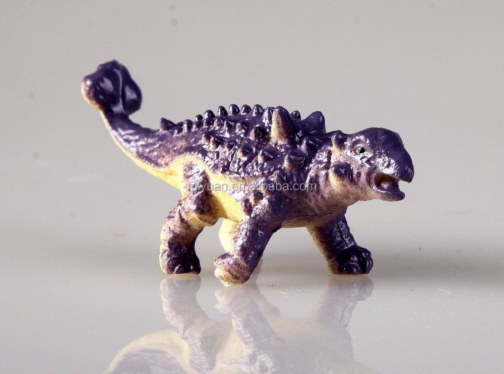 Custom Made Soft Plastic Dinosaur Toys For children