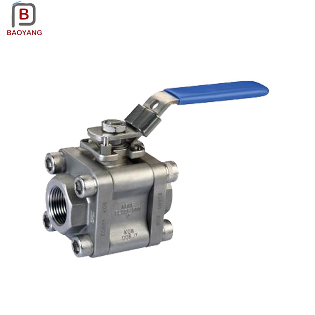 High quality full flow Long level handle brass Ball Valve
