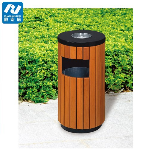 Environmental protection outdoor waste container