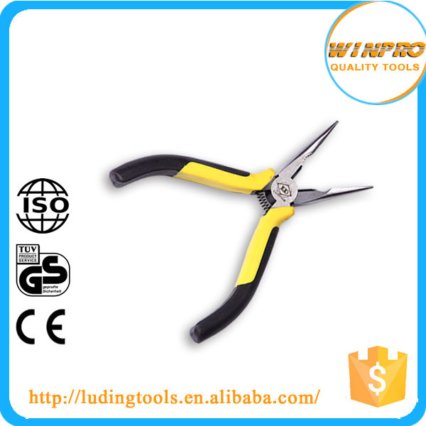 The pliers , Japanese style hand tools for cutting cables locking pliers
