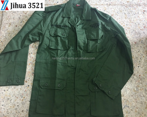 Supply 3521 Brand African Country Wild Animal Patrol BDU Army Uniform