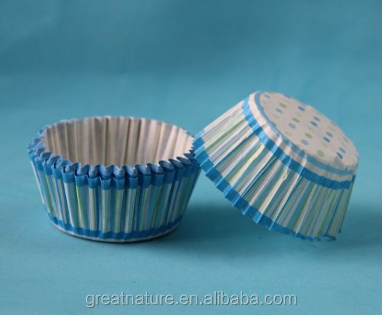 Food quality cupcake wrapper mini cake cup
