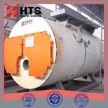 2017 hot sell 10 ton pellet steam boiler Fast package
