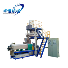 Floating Fish Pellet Food Machine/Extruder/Production Line