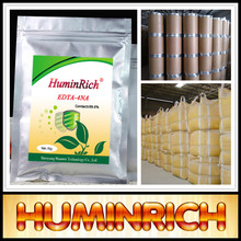 Huminrich Agriculture/Industrial Grade Edta 2na/Mg/Fe/Mn/Ca/Cu/4na Edta 99%