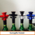 Wine Shisha in good qualtiy hookah glass bottle hookah samll hookah