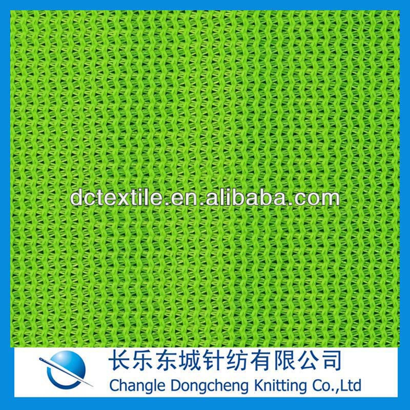 100 polyester mesh fabric for car curtain