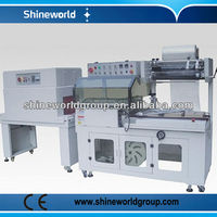 Automatic sealing/cutting/shrinking machine