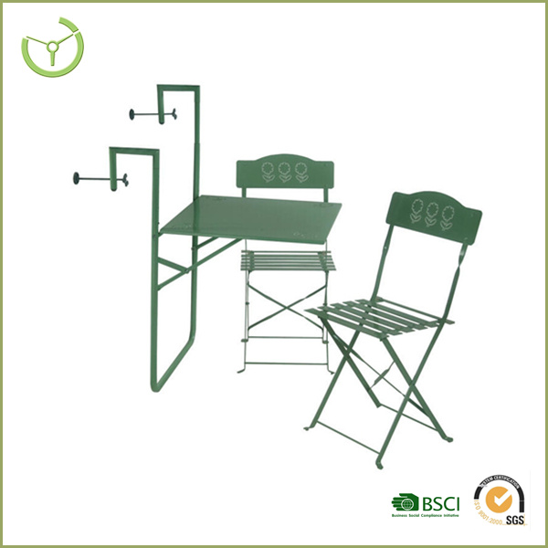 Hanging Balcony Folding Bistro Table And Chair Set Adjustable Height Buy  Hanging Balcony Table Adjustable Height Coffee Table Folding Metal Bistro  Table ...