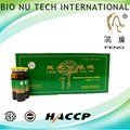Herbal supplement and anti-cancer function Ganoderma&Ginseng Extract Oral drink