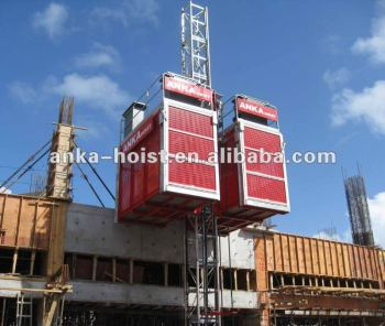 SC200 Construction Hoist Elevator for building hoist elevator supplier