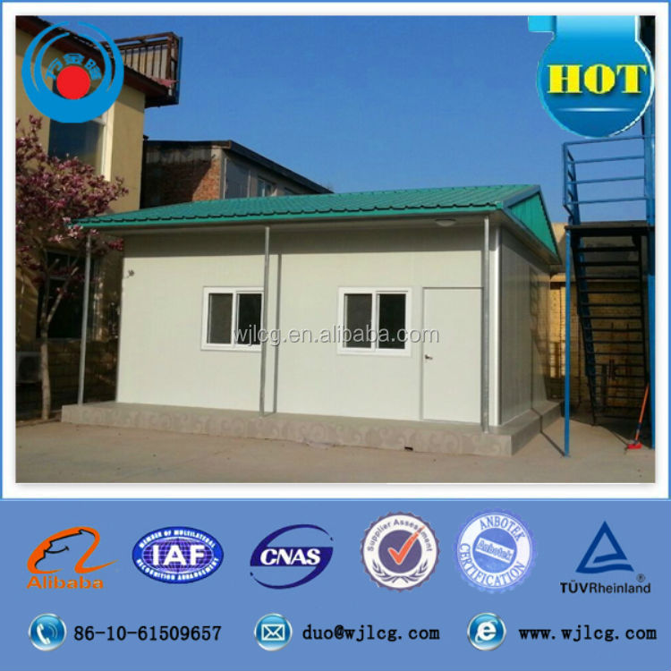 small prefabricated insulated mobile homes