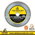 Diamond Turbo Rim Dry Use Quarry Cutting Blade