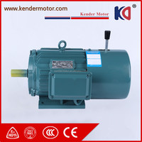 Aluminium/ Cast Iron Housin Induction Brake Motor with High Voltage