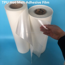 Thickness 0.06mm-0.20mm TPU hot melt adhesive film for bonding Silicone