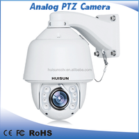 Alibaba express Huisun Brand 600TVL 30 X Optical Zoom security protection Analog PTZ camera