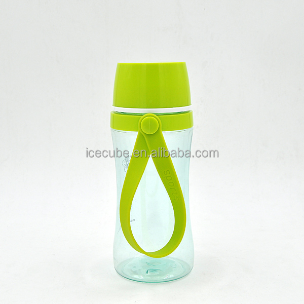 450ml promotion water bottle with tea filter.bottle from manuafacturer