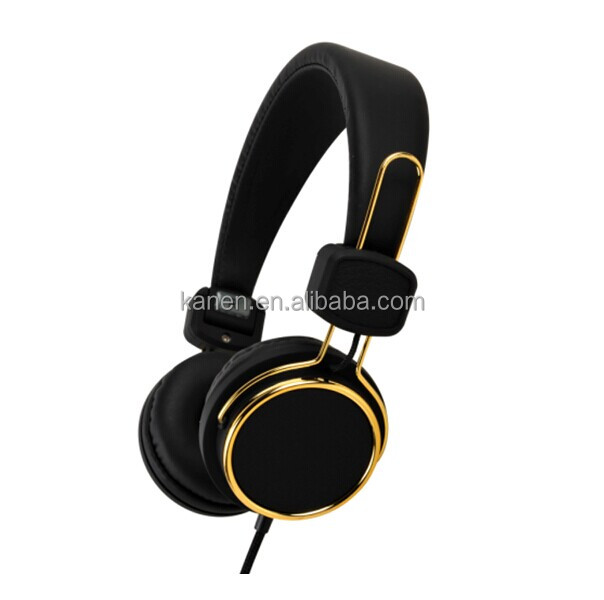 Kanen wholesales funny headphones for mobile with mic