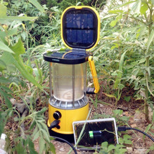 Solar Led Camping Light Tent Lantern
