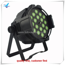 Pro Non-Waterproof 18x10w RGBW Zoom Led Par Light Par 64