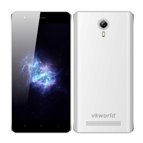 free sample Brand New wholesale original VKworld F1 white color Smart phone 8GB 3G 4G smartphone cell phone mobile phone