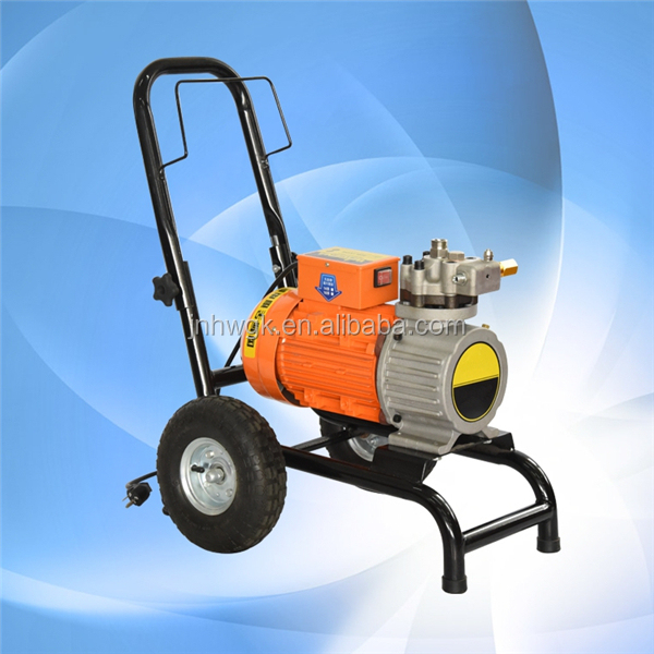 18L Capacity HW998 Model Painting Spraying Machine/High Pressure Electric Airless Paint Sprayer With low price
