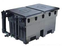 Hot selling garden used aquaculture bio uv pond filter