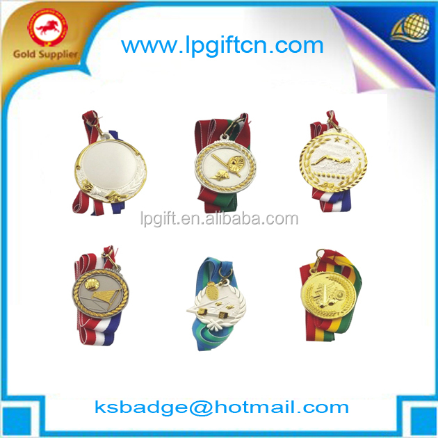 hot sale cheap custom taekwondo medal with your logo