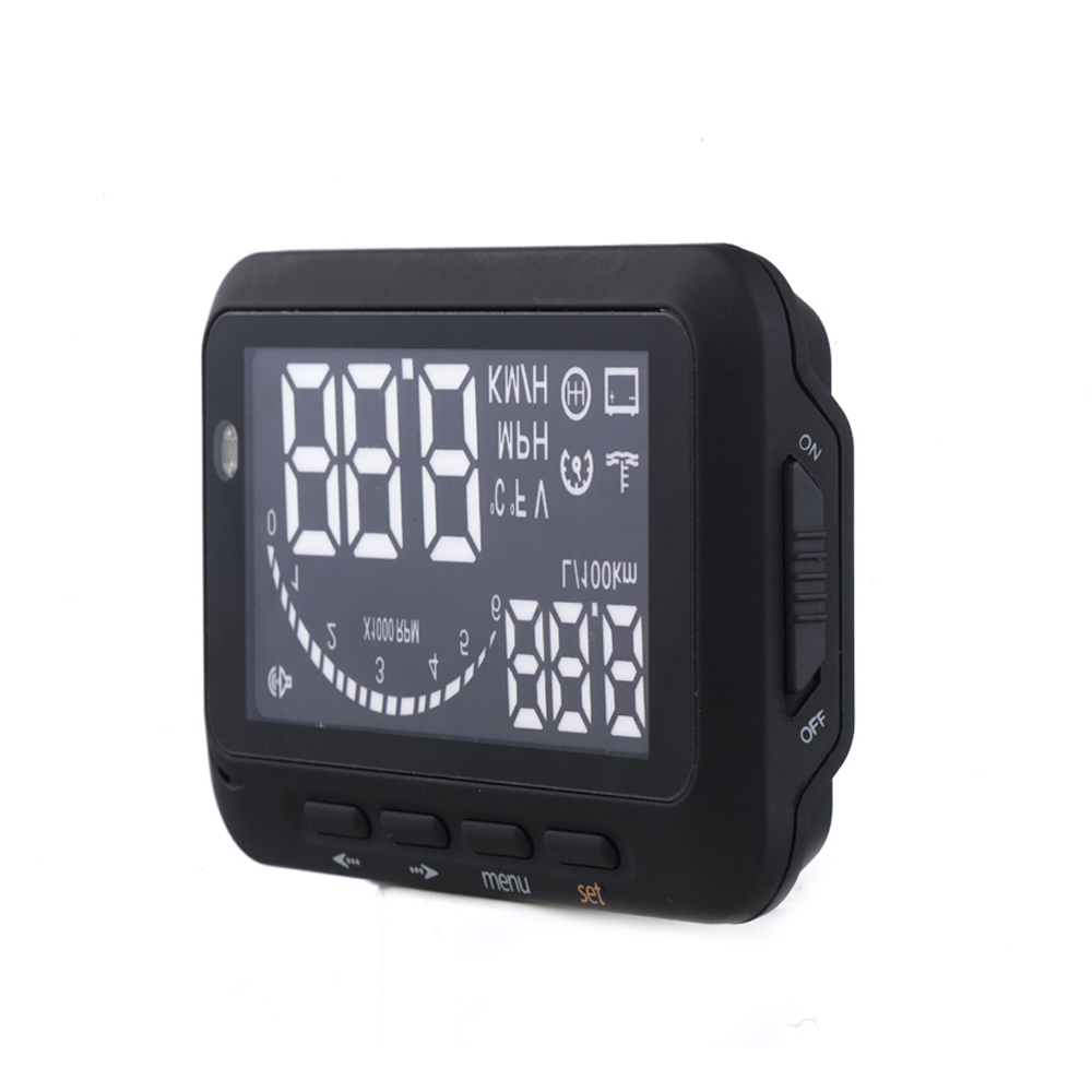 Car HUD Head Up Display System ,hot selling colorful Head up HUD Display hud speed display