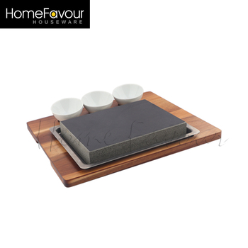 Steak Cooking Stones Steaks Hot Rock Grill Plate,Lava Stone Steakstones Set