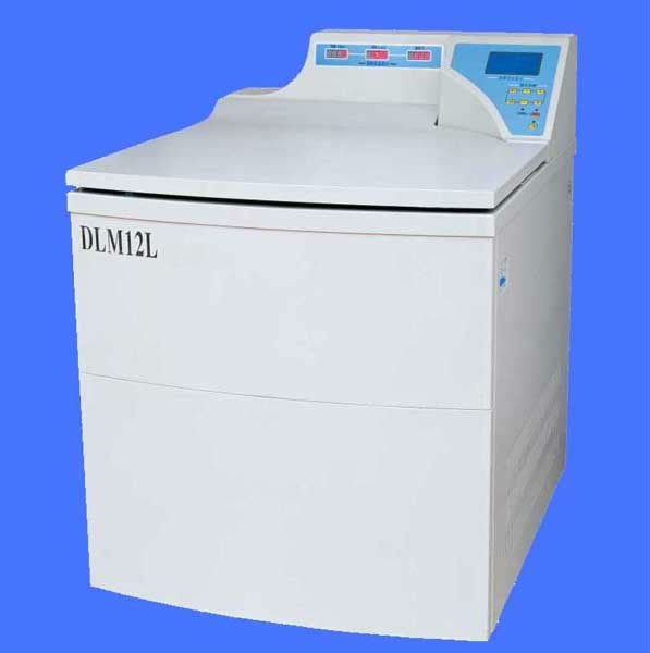 DLM12L Floor type Low Speed Large Capacity Centrifuge