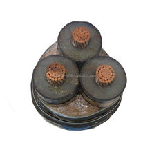 aluminum Copper conductor XLPE insulated power cable 33KV XLPE 1C*500MM2 underground high Voltage Power Cable