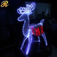 Customized 3d animation laser light