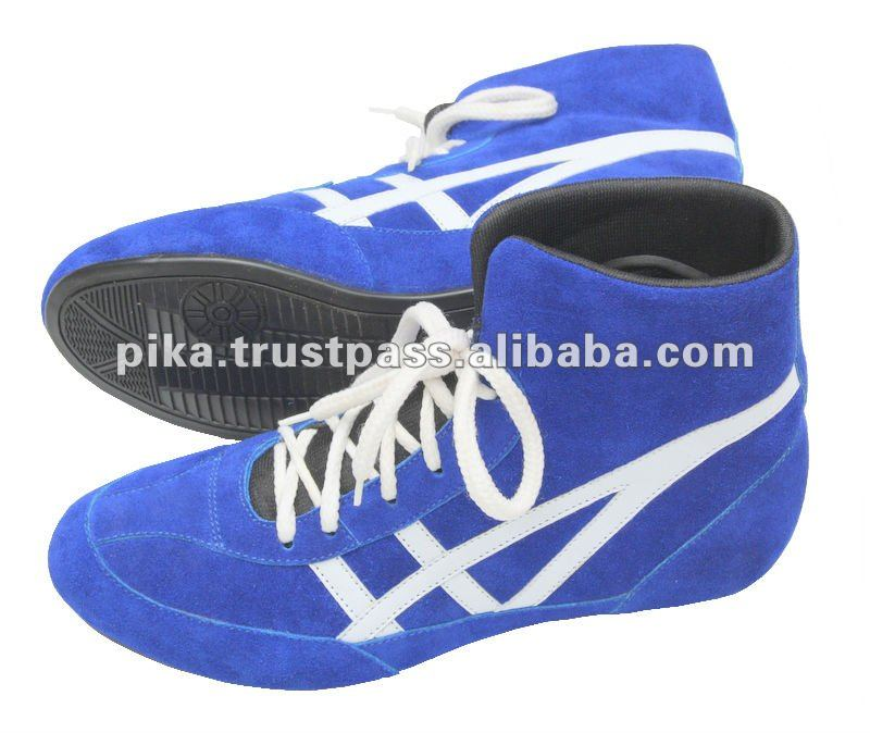 Leather Wrestling Shoes