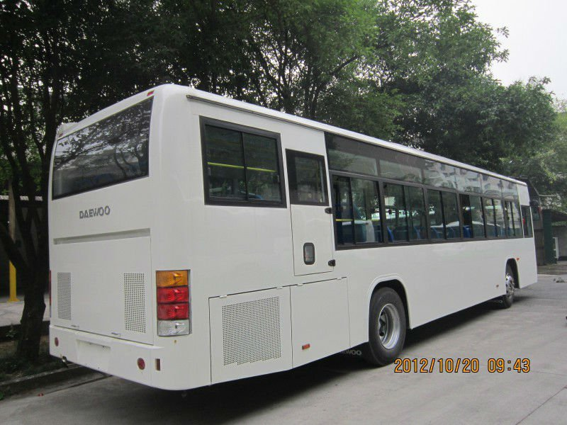 Daewoo new design GDW6120HG intercity bus for sale