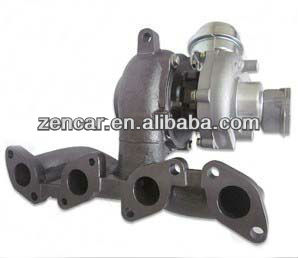 GT1749V Turbo charger for Skoda Octavia II 2.0 TDI with BKD / AZV Engine
