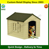 Deluxe wooden pet House for Large Dogs YM6-051