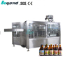 Automatic liquid Glass Bottle mineral water beer can filling machine price