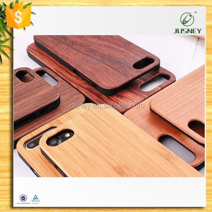 New arrive wood for iphone 7+ case cover, for iphone 7 case wholesale