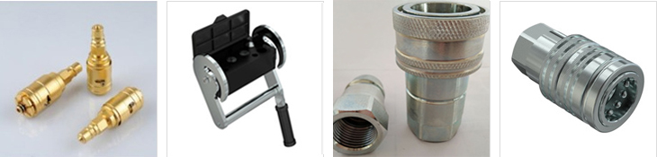 China manufacturer NV couplings for Agriculture Application