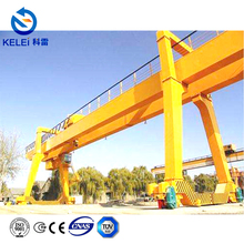 China Crane Manufacturer High Quality Double Girder Overhead Gantry Cranes with Competetive Price