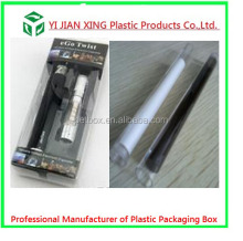 Clear Plastic Electronic Cigarette Blister Packaging Box Wholesale