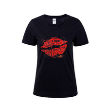 Custom 100%Cotton Custom Sublimation T-shirts for Women with Short sleeve OEM