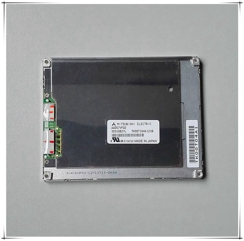 "640x480 VGA Original 5.7"" MITSUBISHI TFT LCD Display AA057VF02"